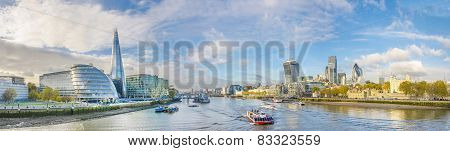 London skyline United Kingdom