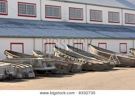 Herring Skiffs
