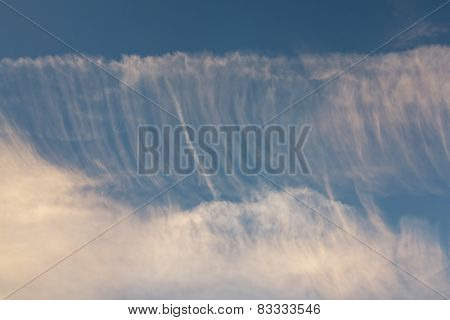 Bizarre Clouds