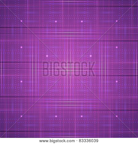 Abstract Background In Tones Lilac Vector