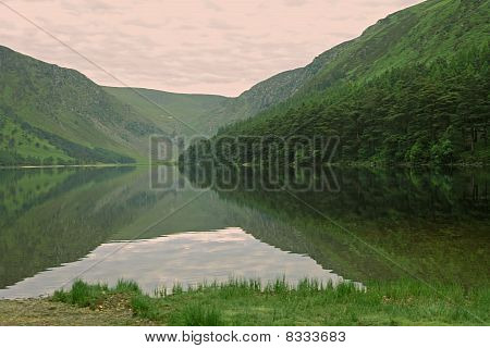 Morning in Glendalough, Ireland