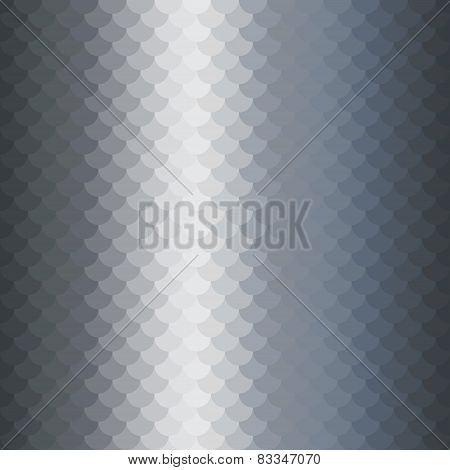 grey steel scales