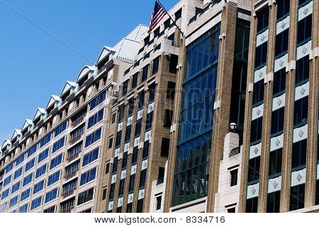 Building Styles Downtown Washington Dc.jpg