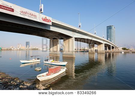 Bridge In Ras Al Khaimah