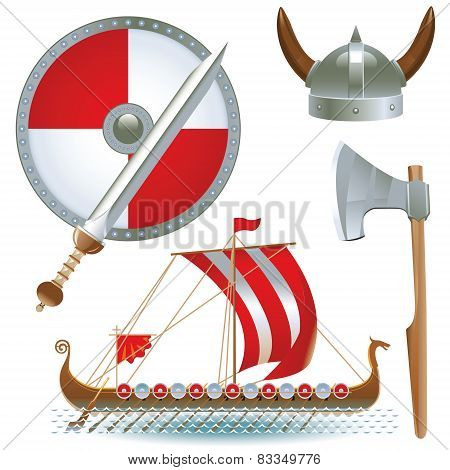 attributes Vikings