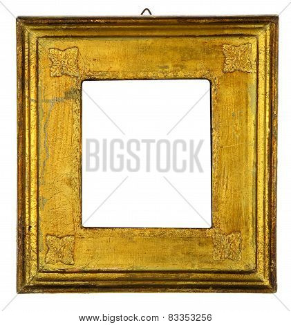 Gold Leaf Italian Picture Frame