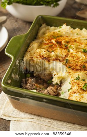 Homemade Irish Shepherd's Pie