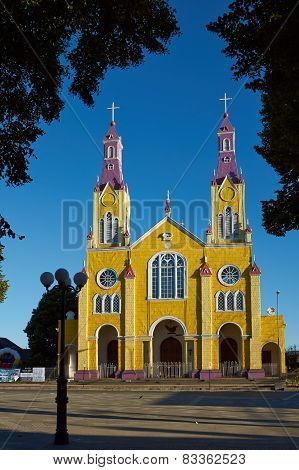 Colourful Church