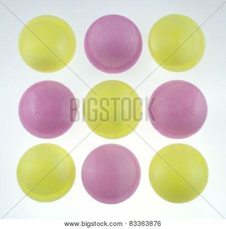 Sweets Flying Saucers