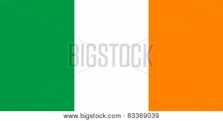 The Ireland Official Flag