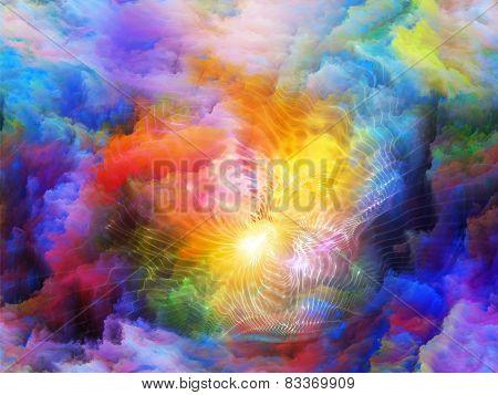 Evolving Colors