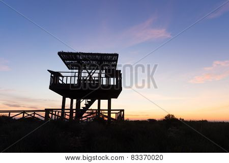 Wildlife Observation Point
