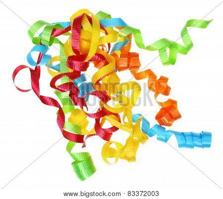 Present Curly Ribbon