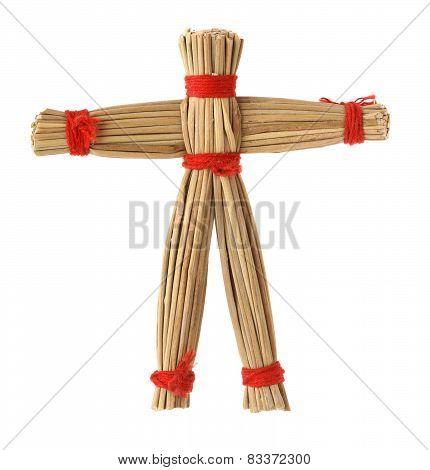 Straw scarecrow Doll