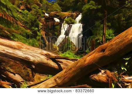 Trees And Falls