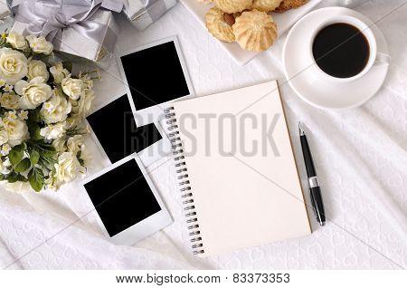Wedding Gifts And Photo Album