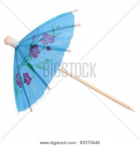 Umbrella Topical Cocktail Toothpick