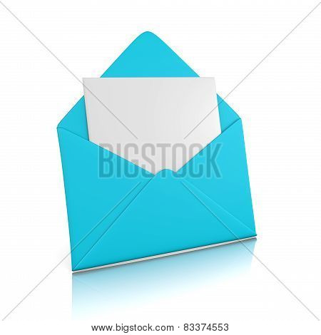 Mail Envelope Opened
