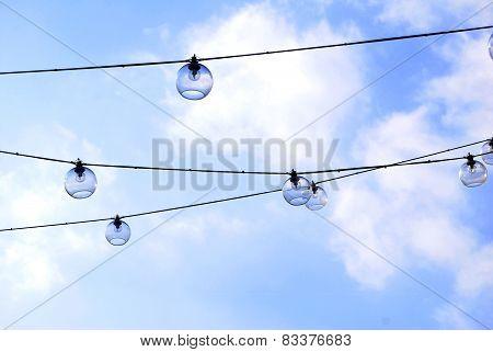 String bulb lights