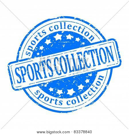 Blue Stamp - Sports Collection