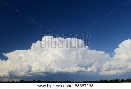 Cumulonimbus Storm Cloud