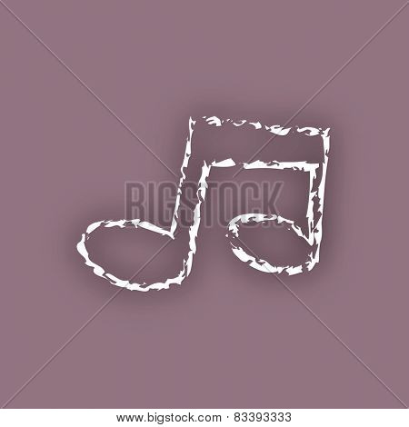 Musical Note, Music Concept.