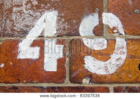 Number Forty Nine