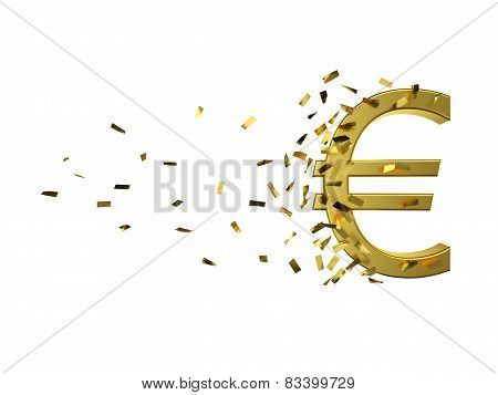 Speed gold euro and cash. path included