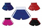 picture of boxer briefs  - This is boxing shorts set - JPG