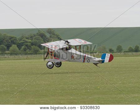 Nieuport 17 Biplane