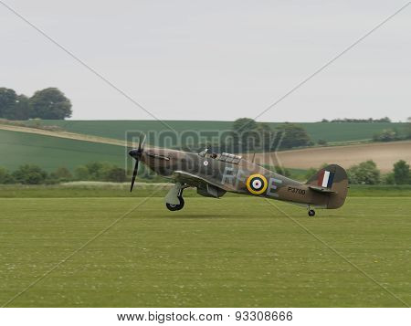 Hawker Hurricane Fighter