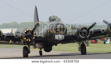 B17 Flying Fortress 'memphis Belle'