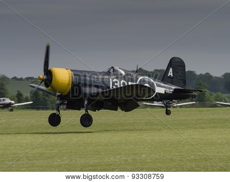 Us Chance Vought Corsair Aircraft