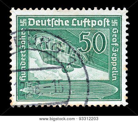 Hindenburg 1938