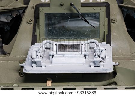 Military Car Windscreen