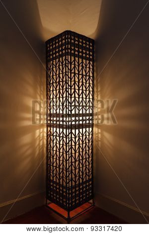The Lighting of art