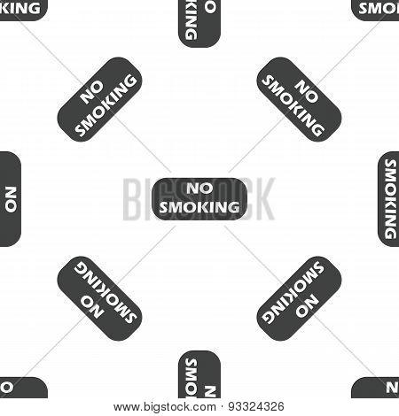 No smoking pattern
