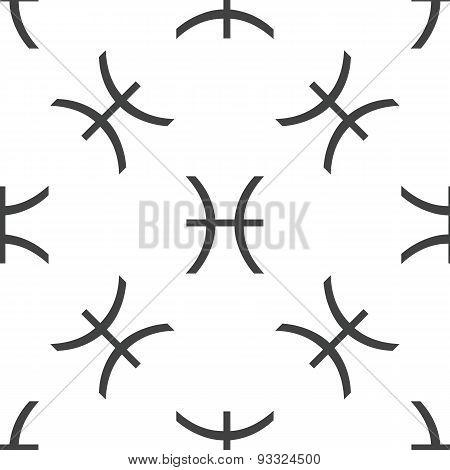 Pisces pattern