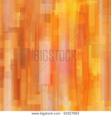 Abstract Decorated Background With Wood Texture