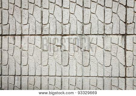 Weathered Brickface
