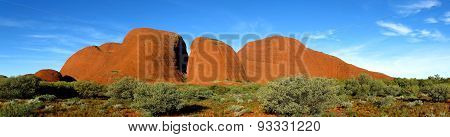 The Olgas, Northern Territory, Australia