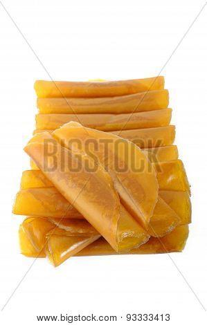 Mango Preserve Fruit , Thai Snack