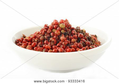 Red Peppercorns Seeds