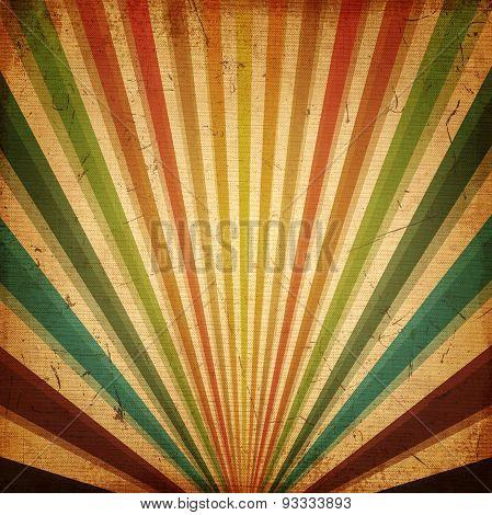 Multicolor rising