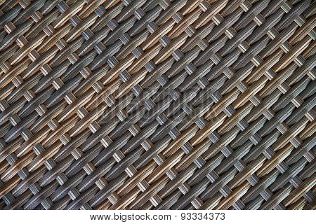 The Interlace Art For Decorate Or Create Background.