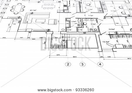 Home Interior Blueprint