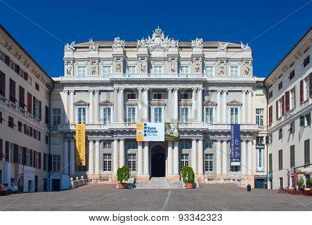 Doge's Palace. Genoa, Italy