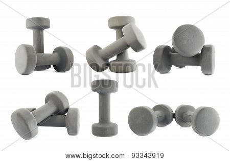 Gray dumbbells compositions isolated