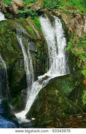 Triberg Waterfalls In The Black Forest, Germany-10