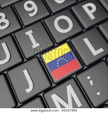 Venezuela Key
